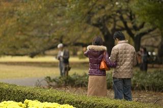 九頭龍神社で彼氏と初詣